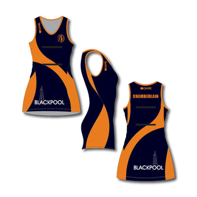 Blackpool Netball Club Adult Elite Dress