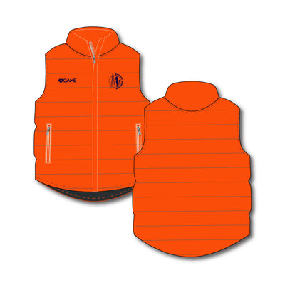 Blackpool NC Adult Gilet - ORANGE