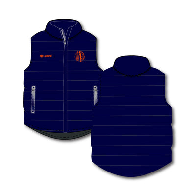 Blackpool NC Adult Gilet - NAVY