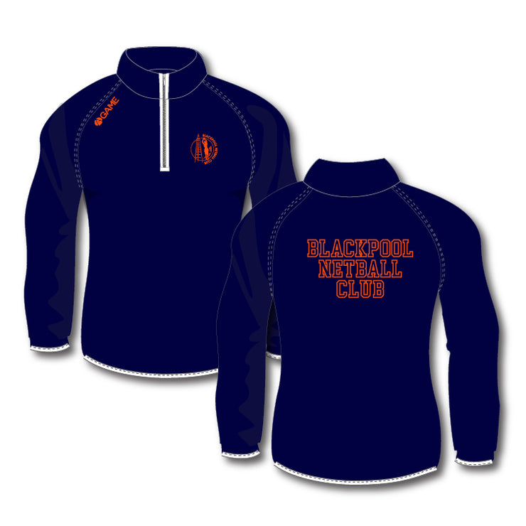 Blackpool NC Adult 1/4 Zip Midlayer
