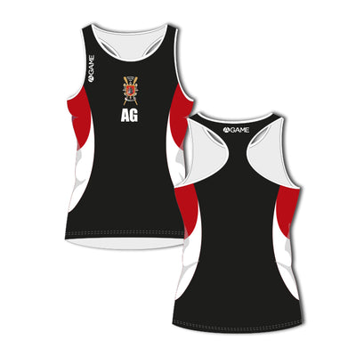 BPGC Womens Racer Back Vest (long)