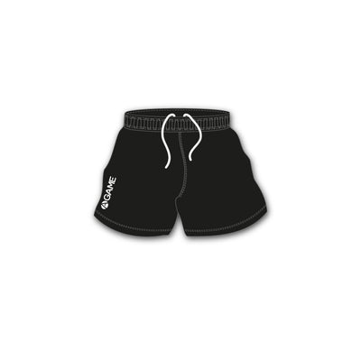 PE Junior Shorts Black