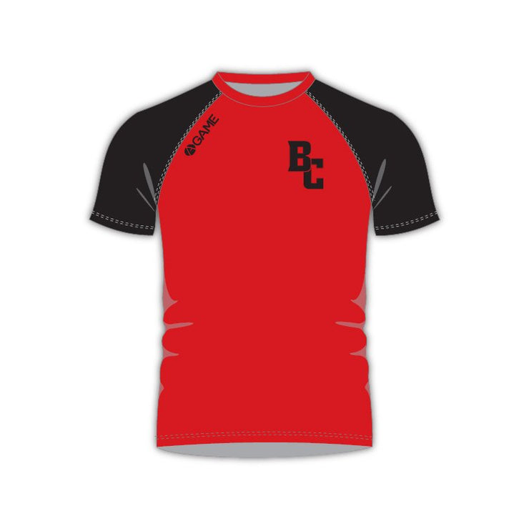 Bodmin JNR T-Shirt RED
