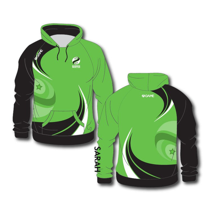 Bodmin NC Junior Sublimated Hoodie