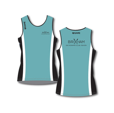 Brixham GC Ladies Vest LONG