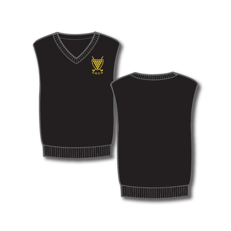 CGCS Sleeveless Sweater