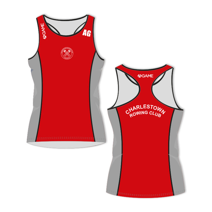 CHL WOMENS RACER BACK VEST