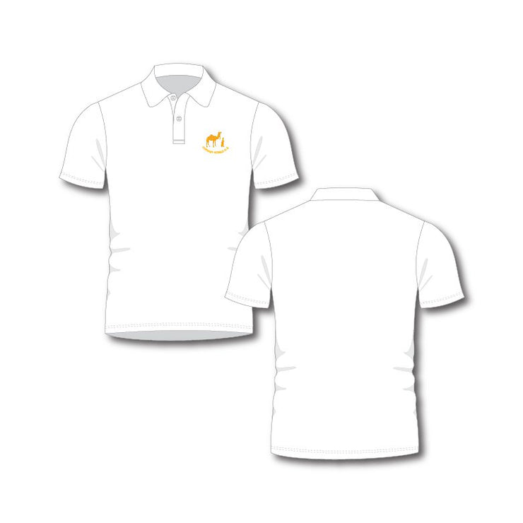 Cornish Nomad GS White Polo