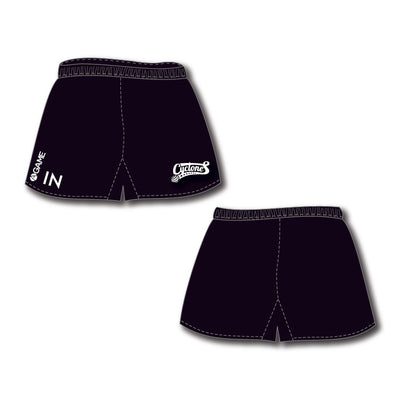 Cyclones ADT Netball Shorts