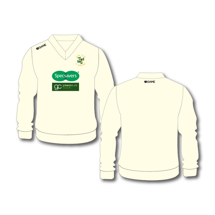 Camborne CC Adult L/S Sweater