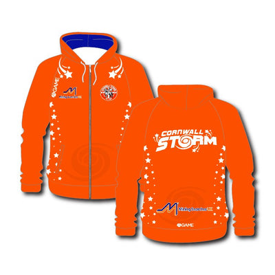 Storm NC Sublimated Zip Up Hoody
