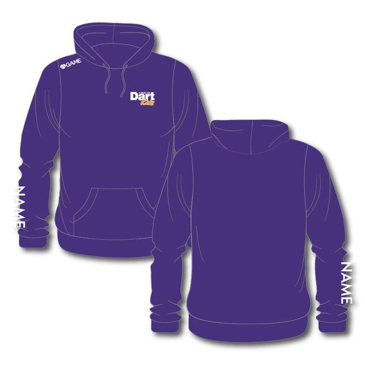Netball Kidz Ladies Hoody