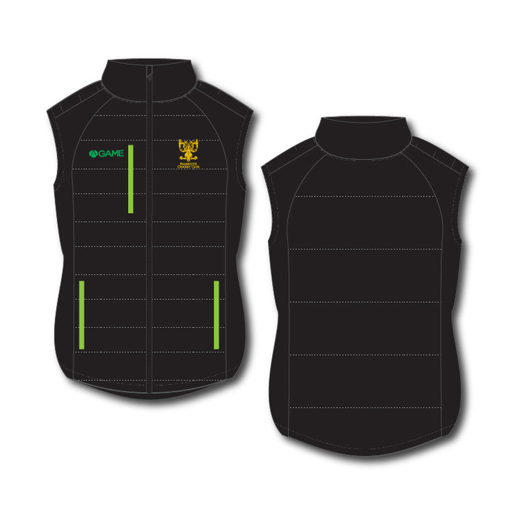 Falmouth CC Padded Gilet