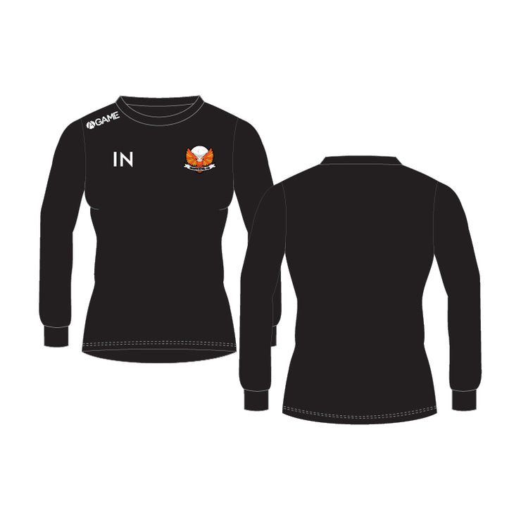Falmouth Netball Club Adult L/S T-Shirt
