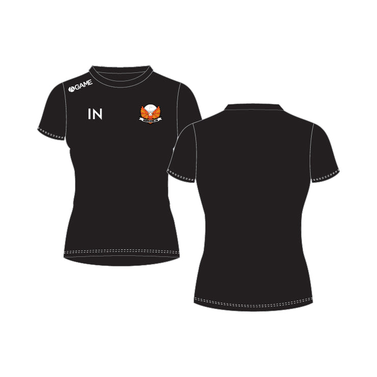 Falmouth Netball Club Adult S/S T-Shirt