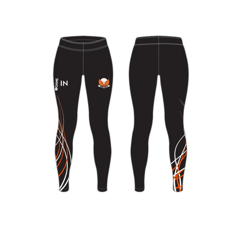 Falmouth Netball Club Adult Sublimated Leggings