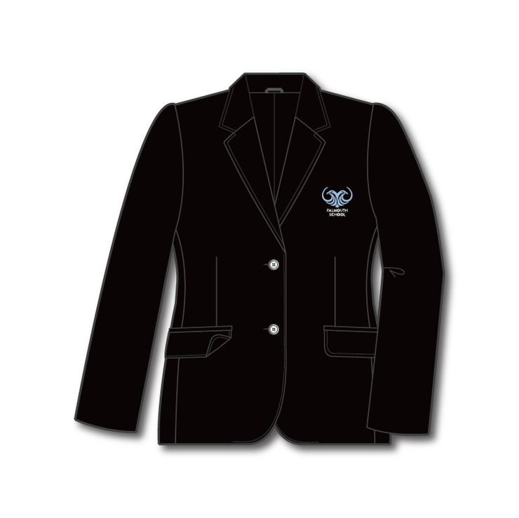 Falmouth School Adult Girls Blazer