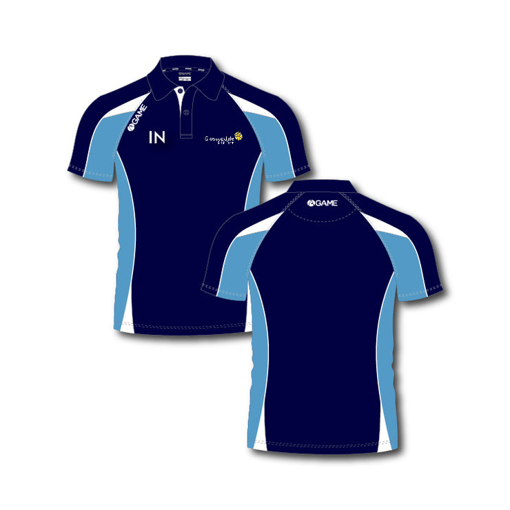 Glossopdale Adult Polo Shirt