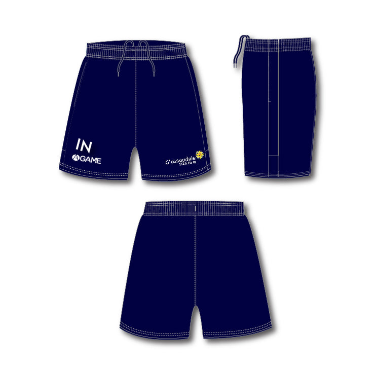 Glossopdale Adult Shorts