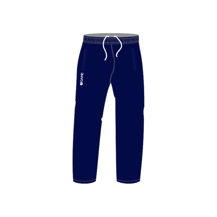 Navy ADT Tracksuit Bottoms