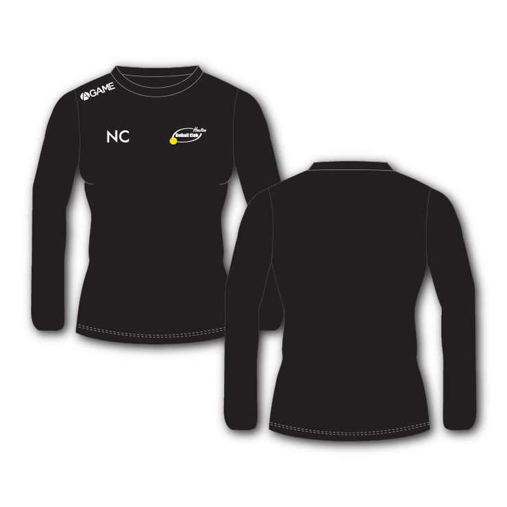 Honiton NC Adult Long Sleeve T-Shirt