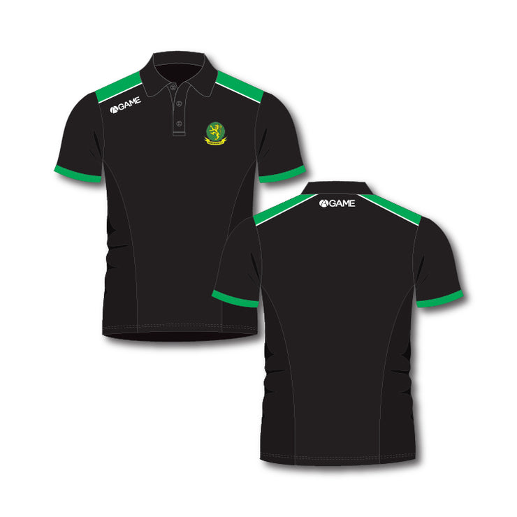 Luddesdowne CC Adult Heritage Polo Shirt