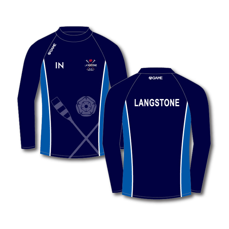 Langstone PGC Mens Baselayer Top - L/S