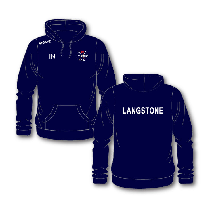 Langstone Mens Performance Hoodie