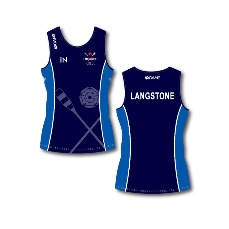 Langstone PGC Womens Vest