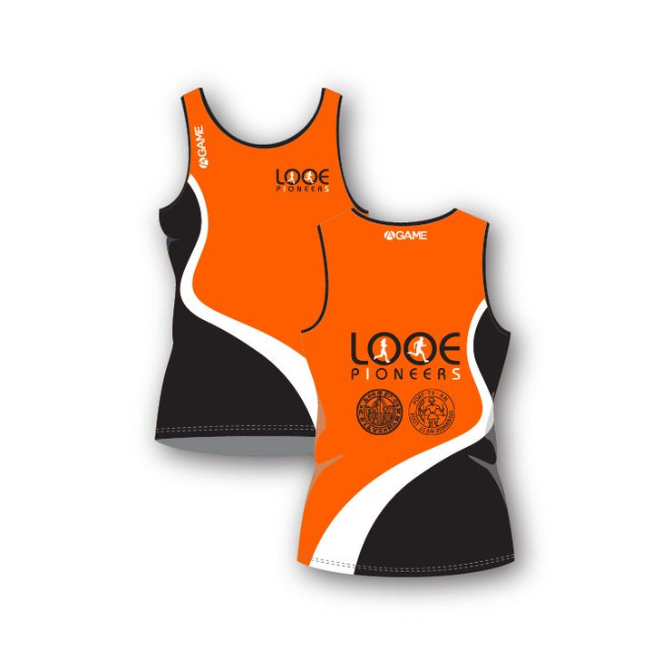 LPRC JUNIOR GIRLS VEST