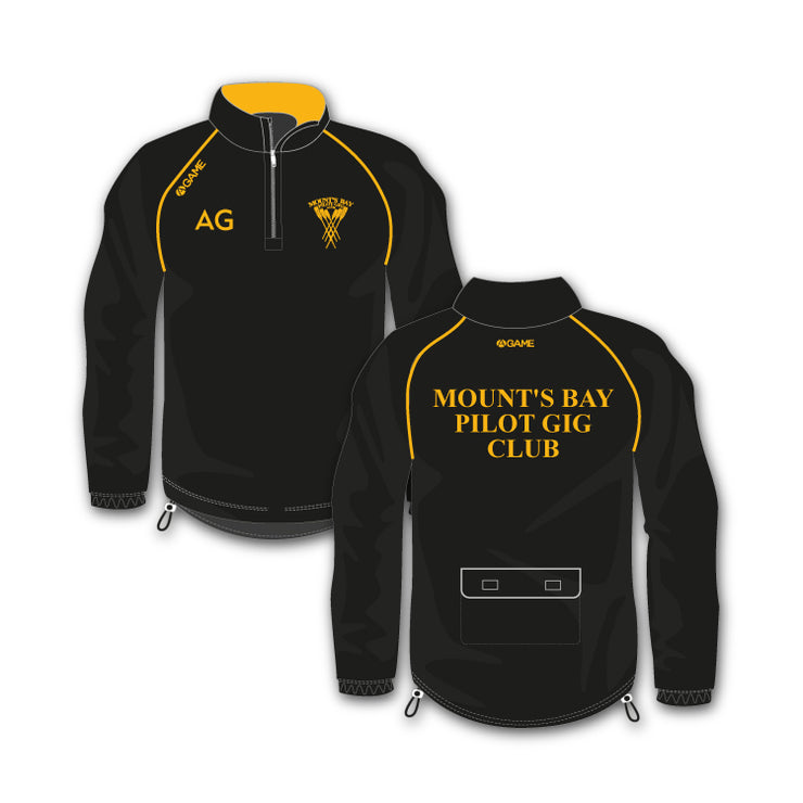 MBPGC Rowing Jacket (No hood)