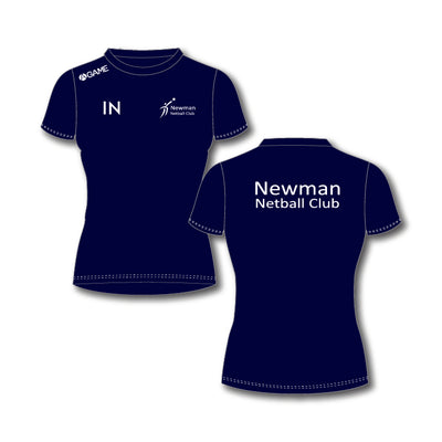 Newman Netball Club Adult T-Shirt