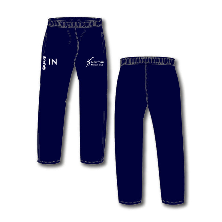 Newman Netball Club Adult Tracksuit Bottoms