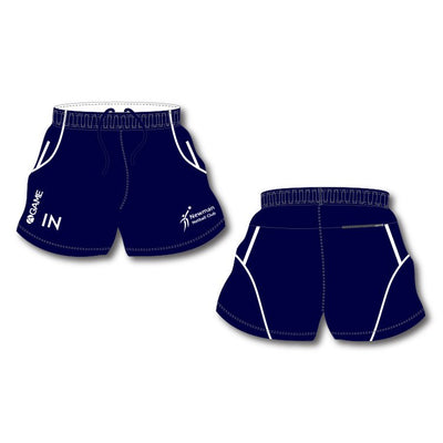 Newman Netball Club Training Shorts