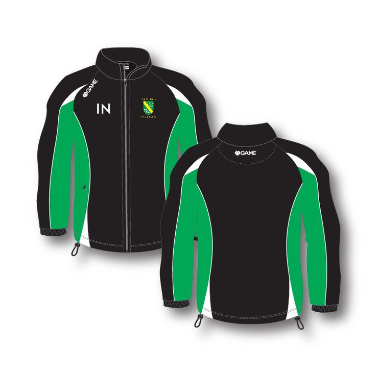 Perranporth CC Adult Rain Jacket