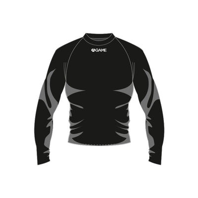 Black Junior Baselayer