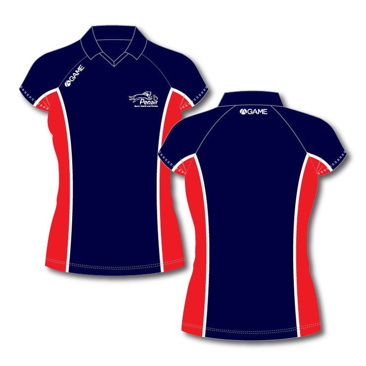 Penair School JNR Girls Polo Shirt