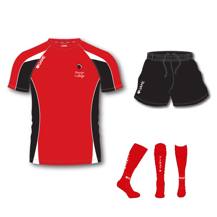 Penryn College Junior Boys Kit Bundle