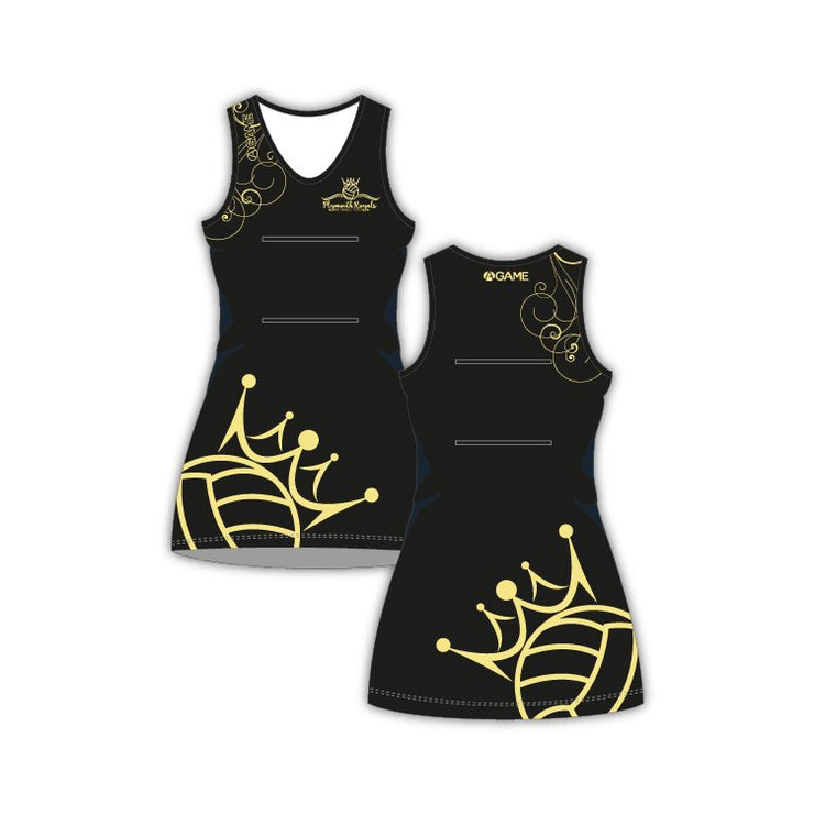Plymouth Royals Junior Netball Dress