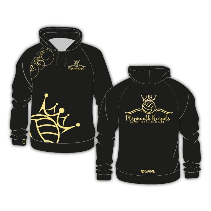 Plymouth Royals Sublimated Hoodie
