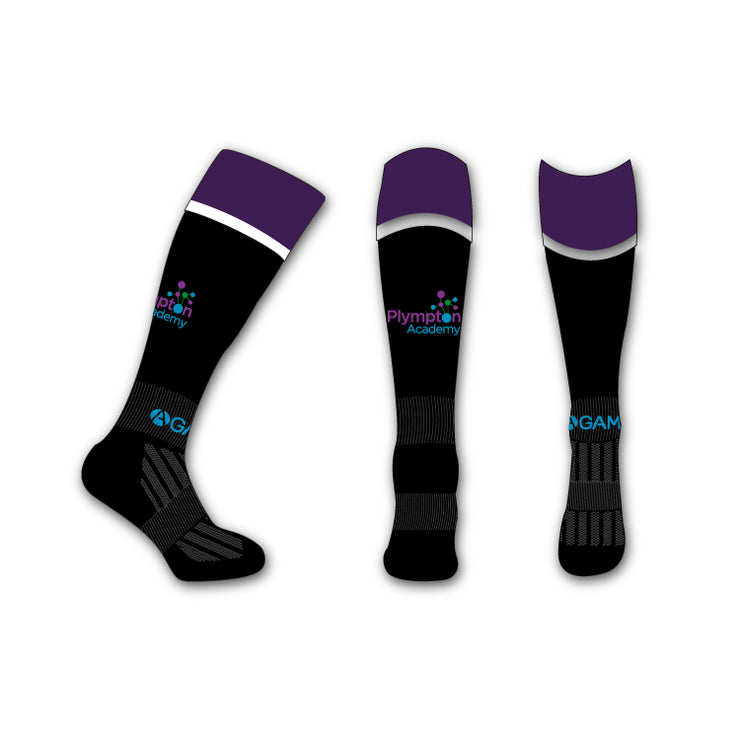 PlymptonAC JNR Socks