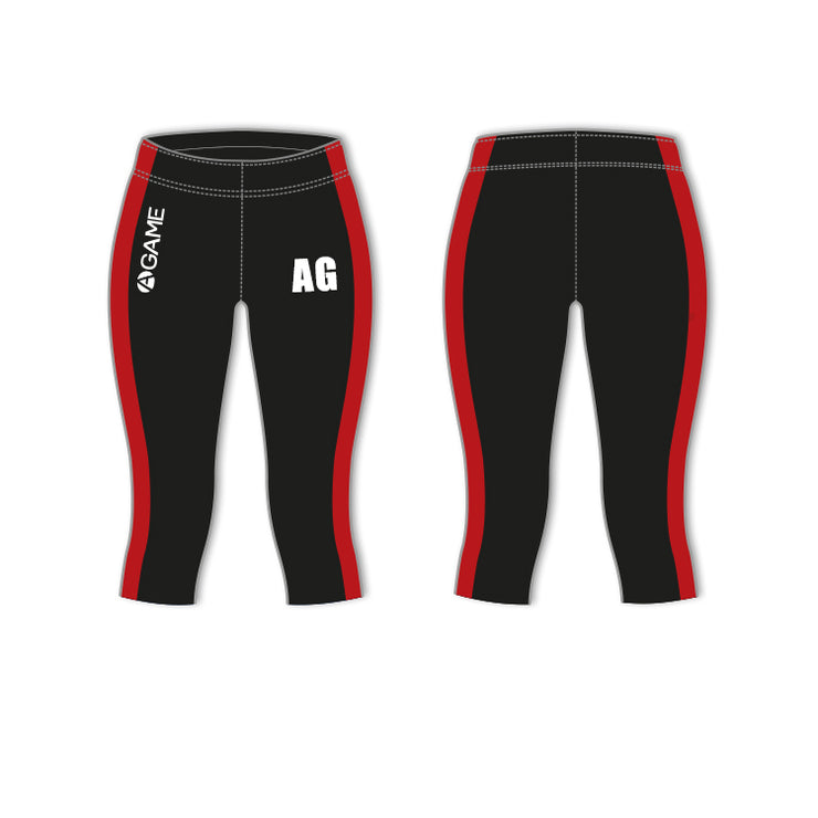 RFGC BASELAYER Womens 3/4 LEGGINGS