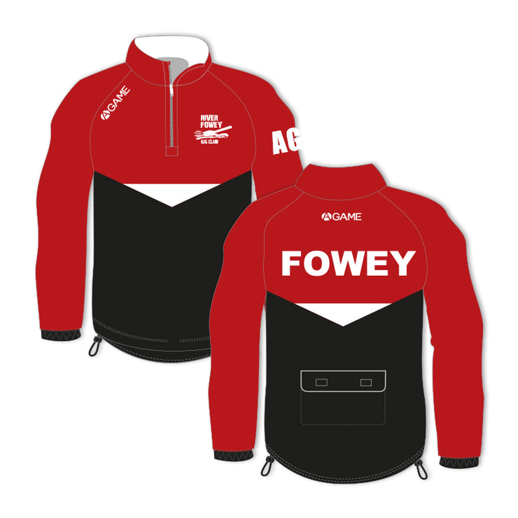 RFGC ROWING JACKET (no hood)