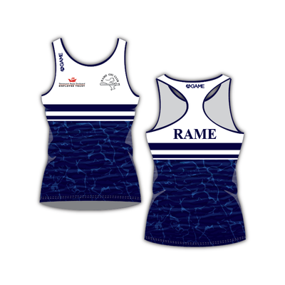 RAME ROWING CLUB JUNIOR RACER BACK VEST