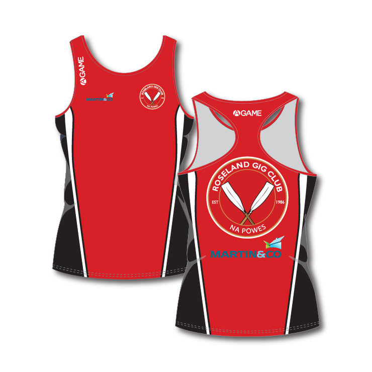 Roseland GC Ladies Racerback Vest
