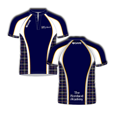 Roseland Academy Adult Boys Rugby Shirt - New