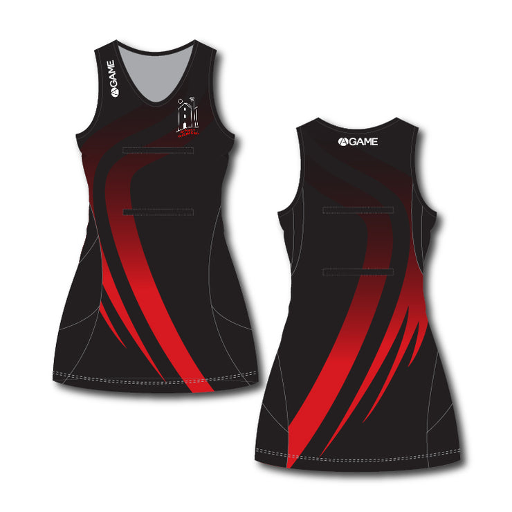 St Agnes NC Elite Adult Netball Dress
