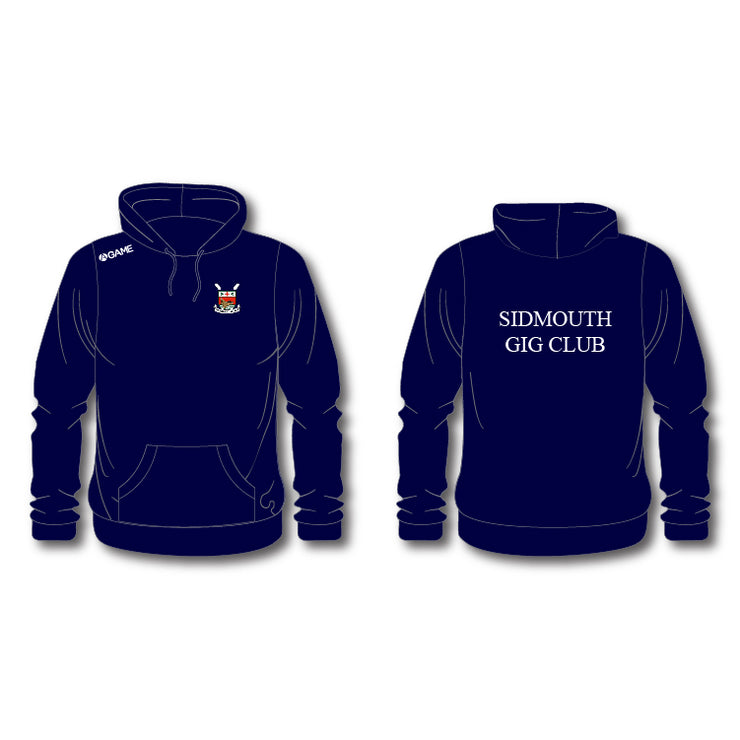 Sidmouth GC Mens Performance Hoodie