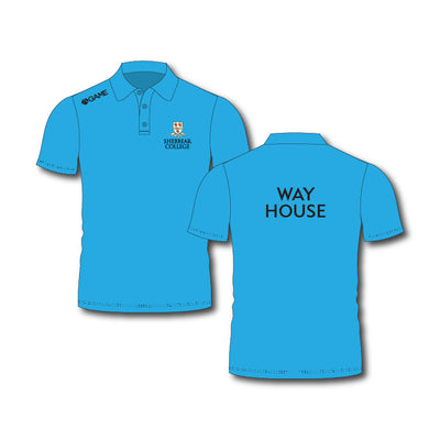 Shebbear WAY JNR Polo Shirt