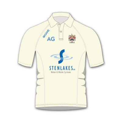 South Petherwin Adult S/S Cricket Shirt